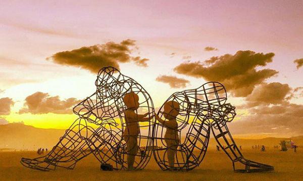 Burning Man _ Inner Child