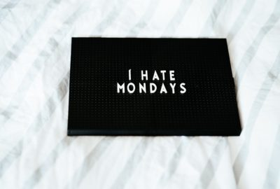 MINDSHIFT MONDAY: THANK GOD ITS MONDAY (TGIM)