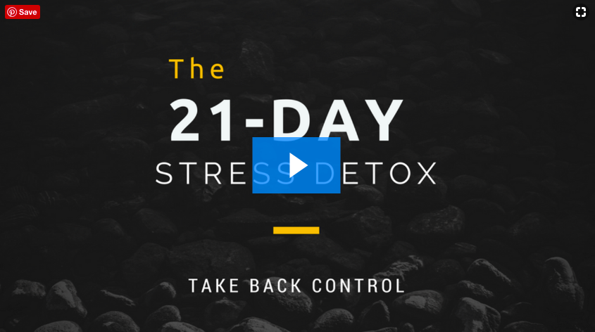 The 21 Day Stress Detox