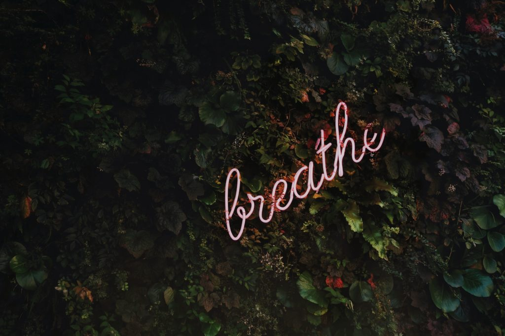 Breath focused meditation for beginners